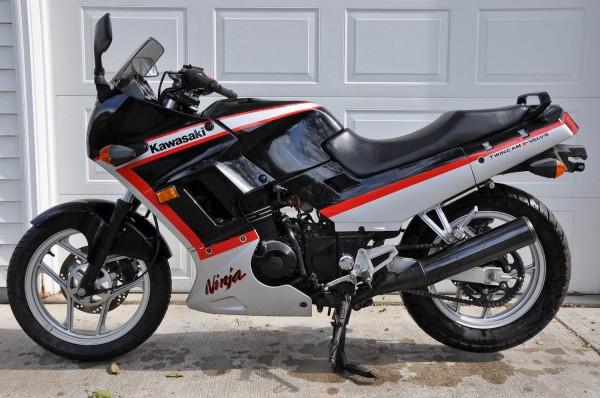 1990 Kawasaki 250